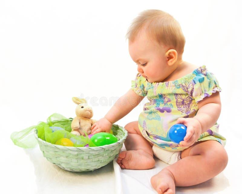 Eerste Pasen stock fotografie