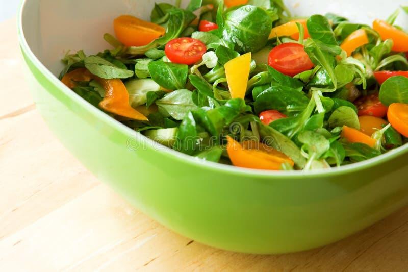Eet gezond! royalty-vrije stock fotografie