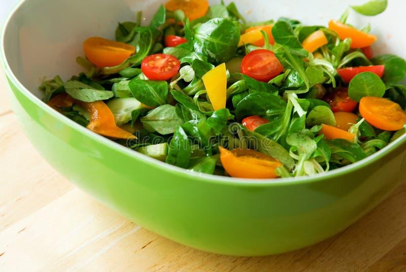Eet gezond! stock foto's