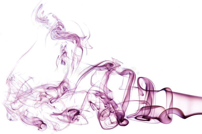 Efecto del humo imagen de archivo
