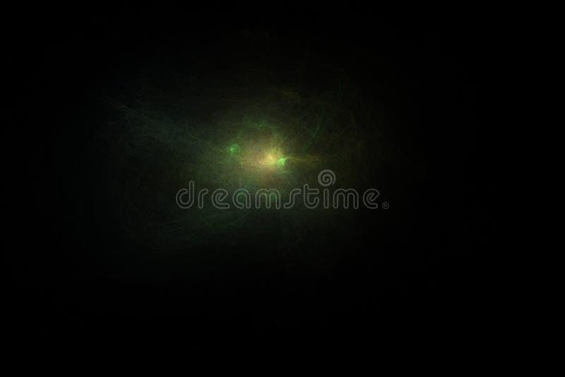 Efecto especial de la explosión del universo imagen de archivo libre de regalías