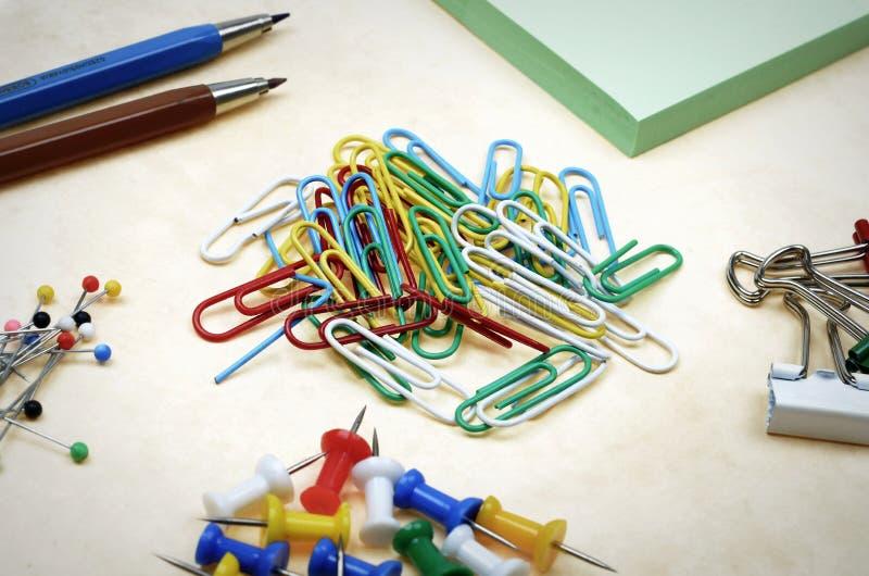 Efectos de escritorio coloridos clasificados imágenes de archivo libres de regalías