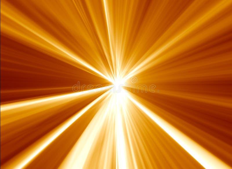 Efectos luminosos 24 stock de ilustración