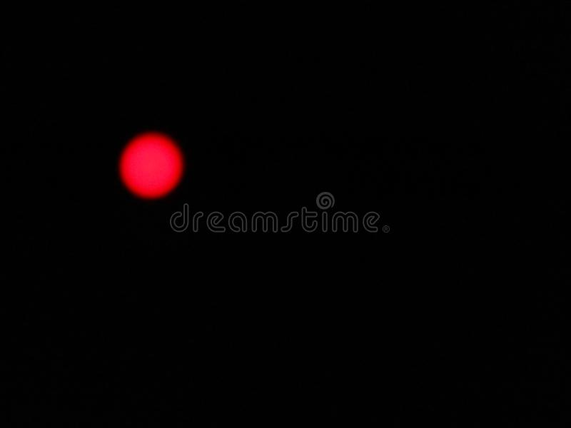 Efectos luminosos de la luminiscencia, lámpara de resplandor imágenes de archivo libres de regalías