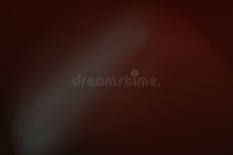 Efeito ótico borrado do alargamento da lente do projeto da luz do raio fotografia de stock royalty free