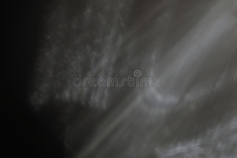 Efeito ótico borrado do alargamento da lente do projeto da luz do raio fotos de stock royalty free