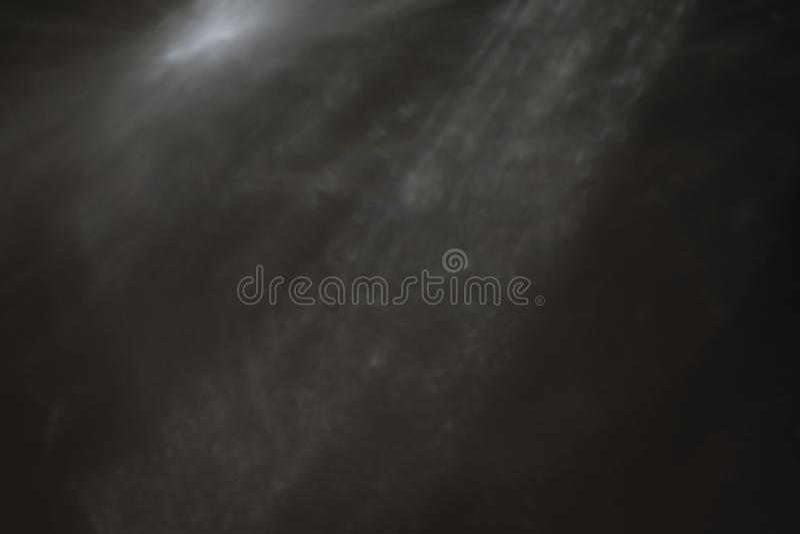 Efeito ótico borrado do alargamento da lente do projeto da luz do raio foto de stock royalty free