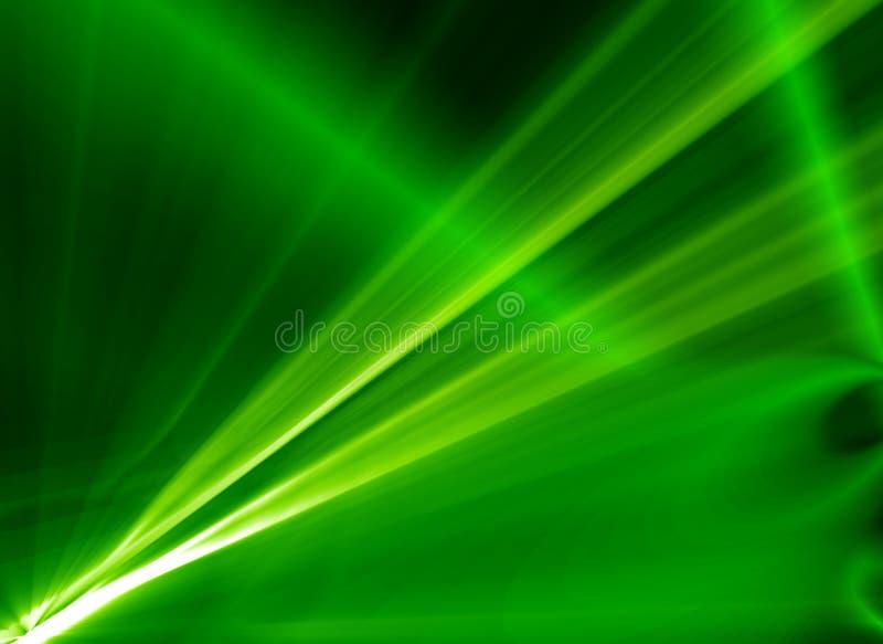 Efeitos da luz 30 ilustração stock