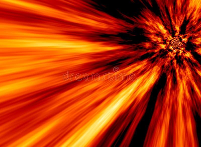 Efeitos da luz 50 ilustração do vetor