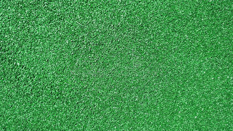 Efervescência verde do fundo do brilho brilhante imagem de stock