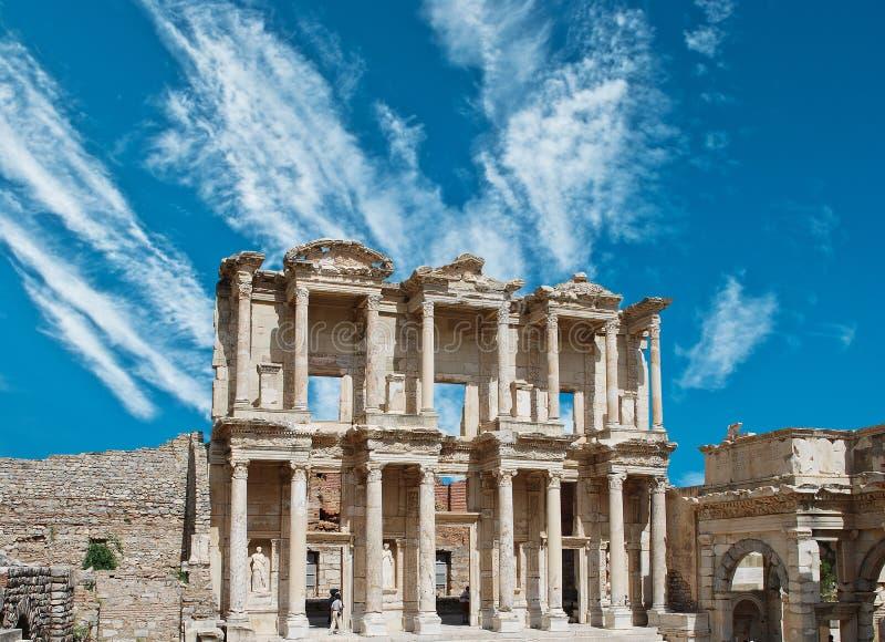 Efes royalty free stock photo