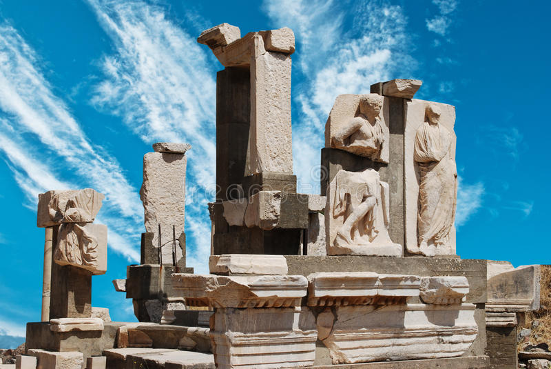 Efes stock image