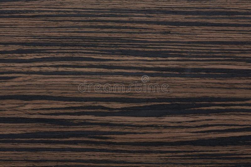 Effective dark veneer texture for your strict design. stock images