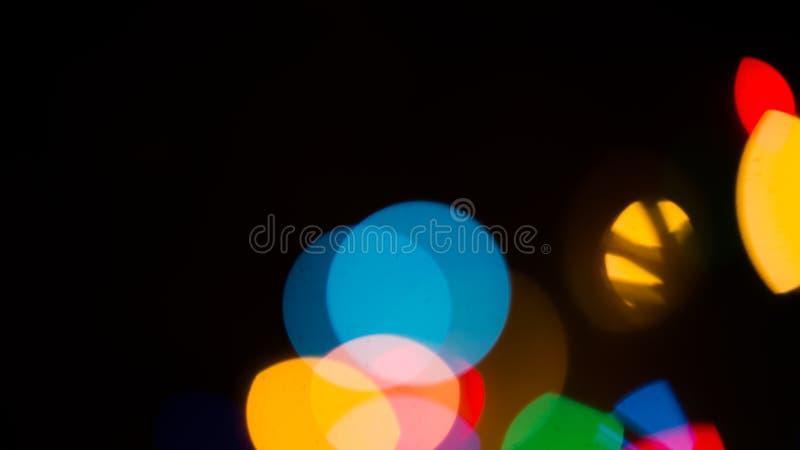 effekt för 50mm bakgrundsblur aktiverar sidan för nattnikkordeltagaren arkivbilder