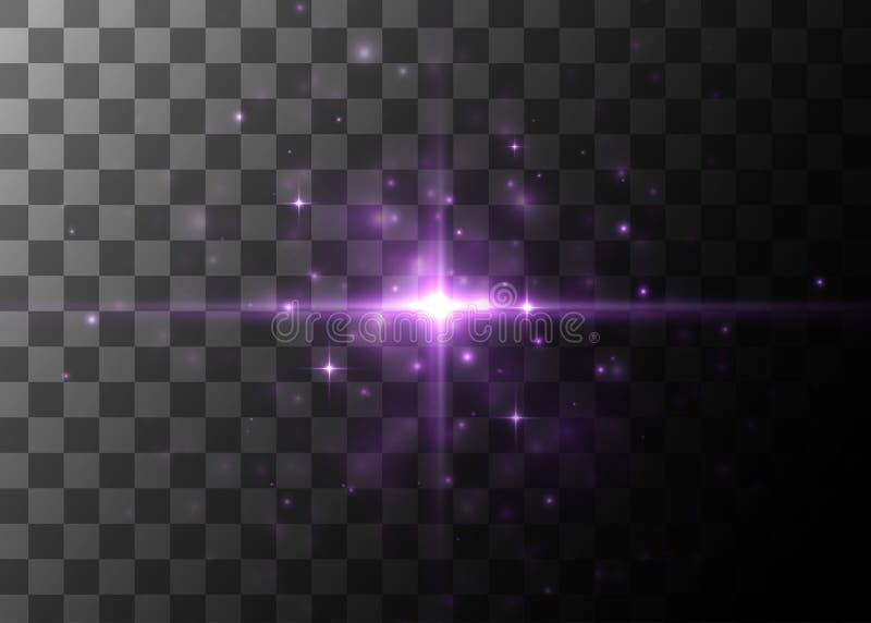 Download Effet De La Lumière, Fusée Rougeoyante Élément De Vecteur Illustration de Vecteur - Illustration du couleur, illuminé: 87700929