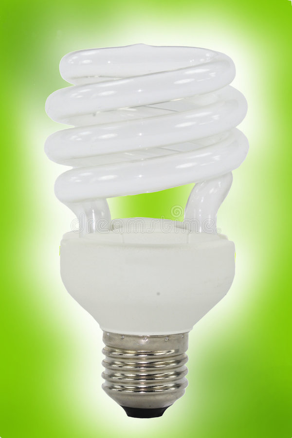 Efficient Green light stock images