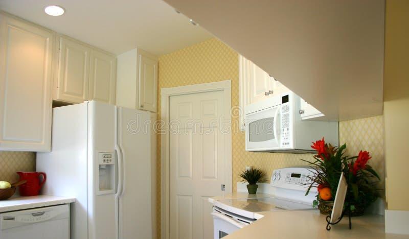 Efficient kitchen royalty free stock photos
