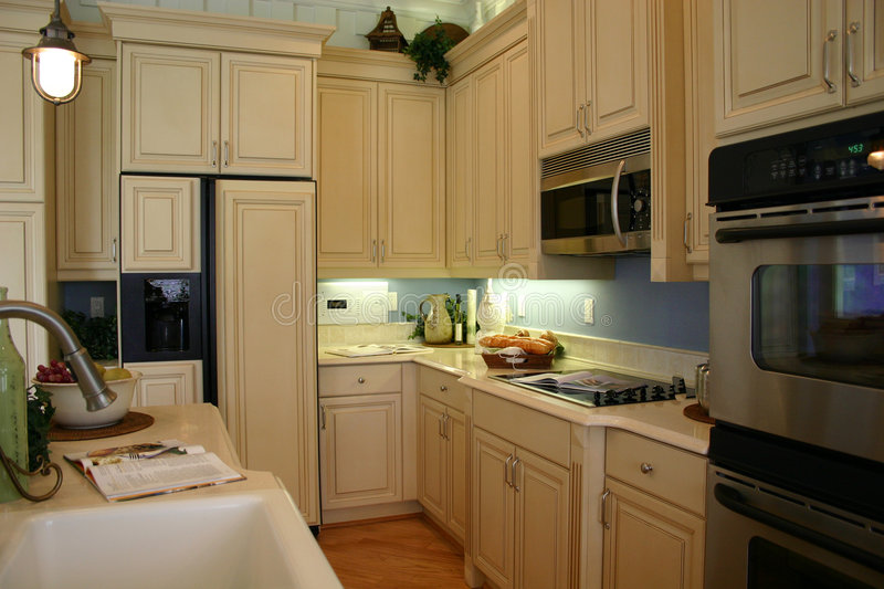 Download Efficient Kitchen Royalty Free Stock Photo - Image: 924545