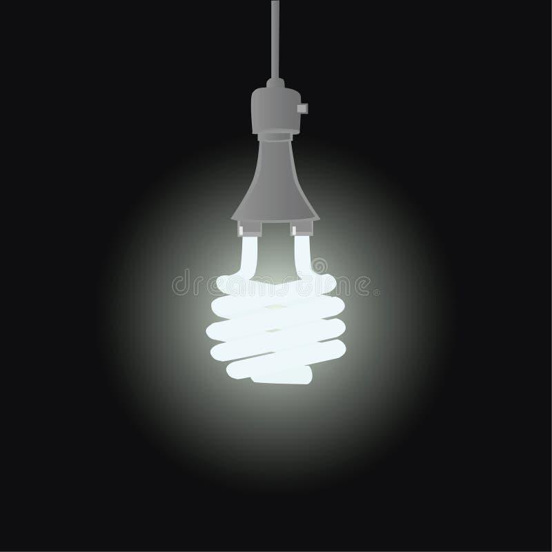 Download Efficient light stock vector. Illustration of innovation - 6050071