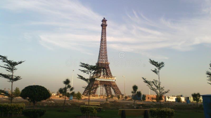 Efil-Turm stockbild