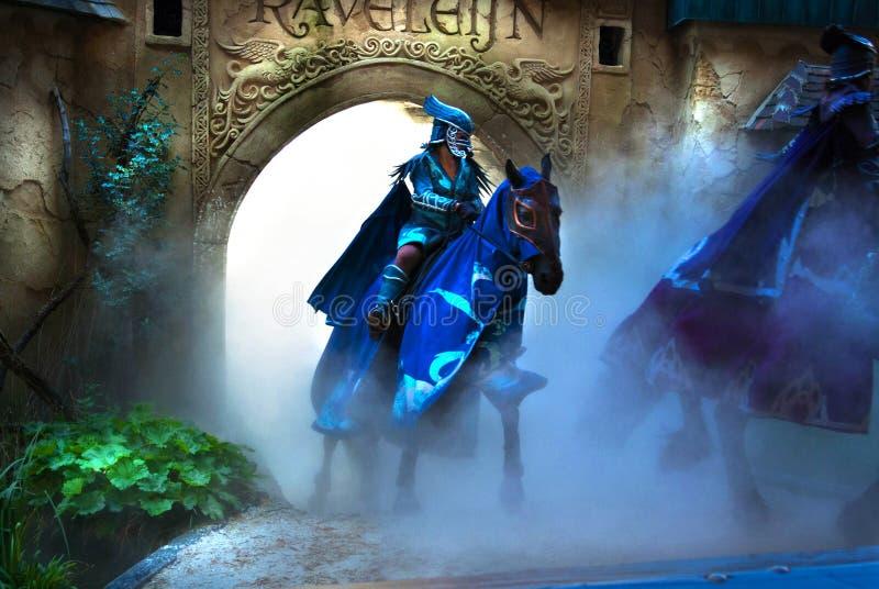Efteling Themepark lizenzfreies stockbild