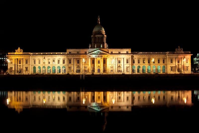 egendublin hus ireland fotografering för bildbyråer