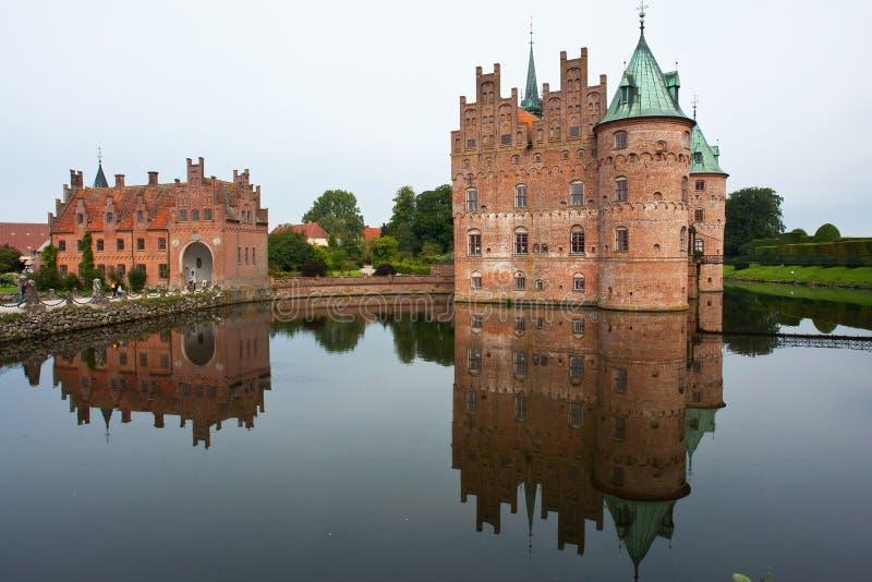 Download Egeskov Castle Funen Denmark Stock Image - Image: 21084787