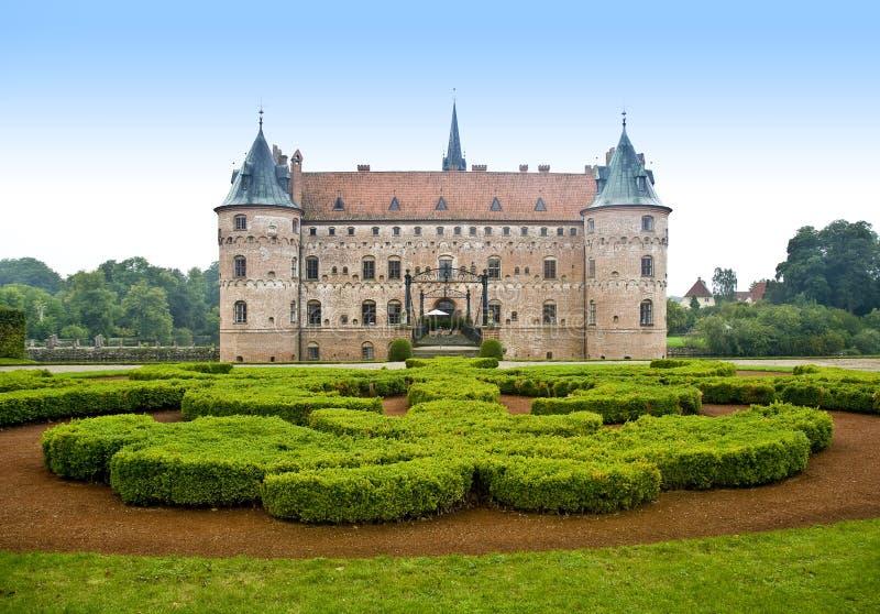 egeskov de château photos libres de droits