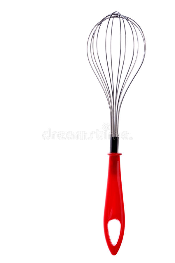 Egg Beater Isolated royalty free stock photos