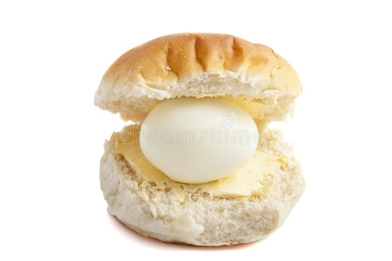Download Egg On Bread Royalty Free Stock Image - Image: 18953306