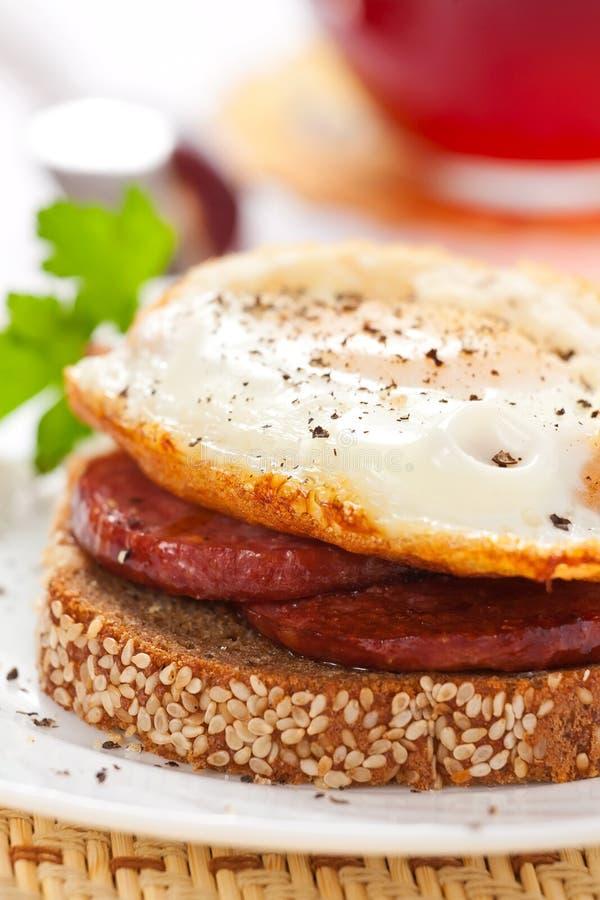 Egg Breakfast Royalty Free Stock Photos