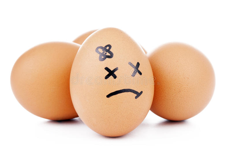 Download Egg Characters stock illustration. Illustration of amused - 28908161