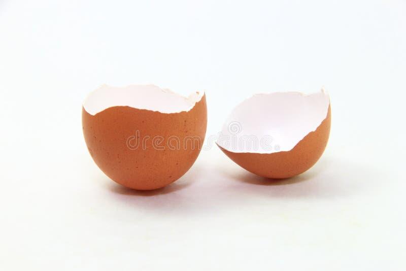 Egg crack royalty free stock photography