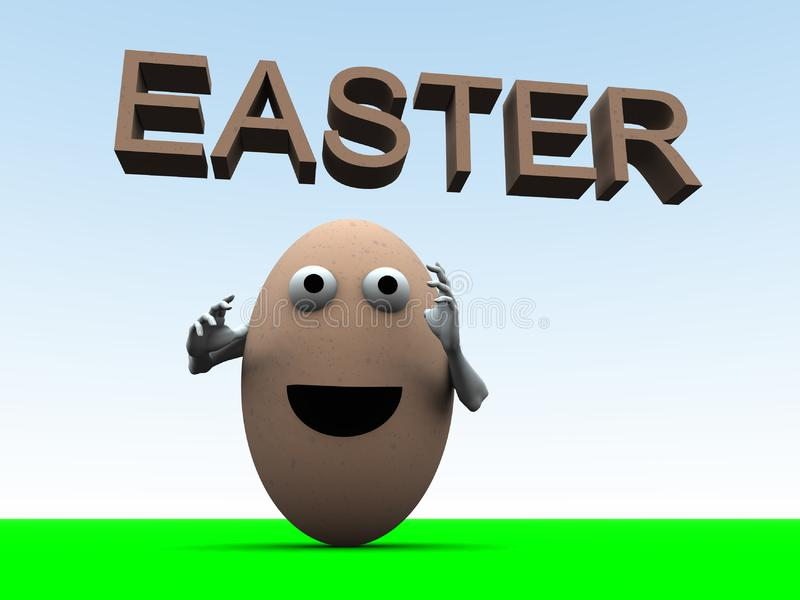 Egg Man 9 stock photos