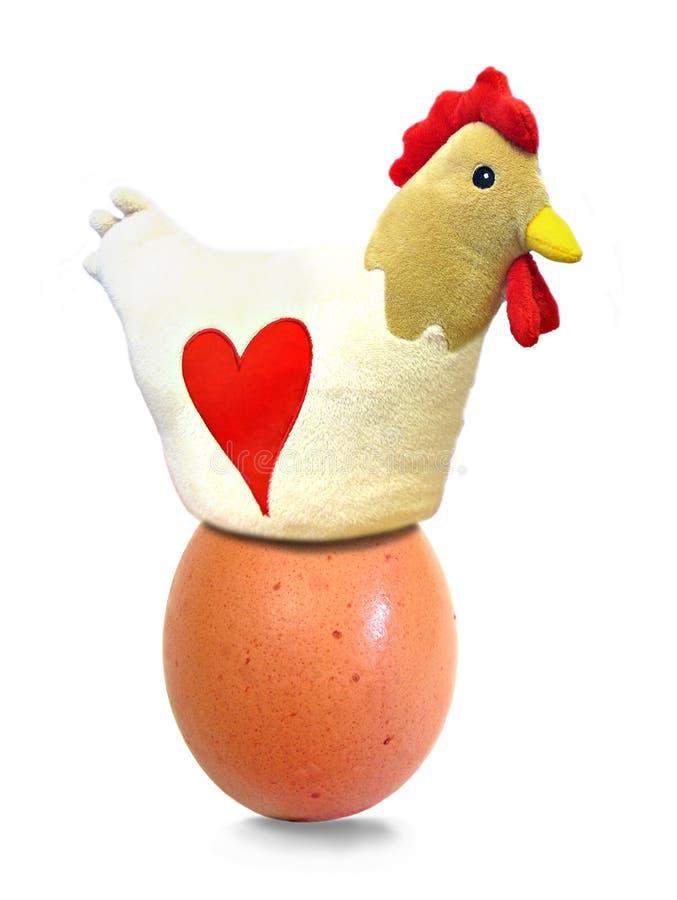 Egg o aquecedor foto de stock royalty free