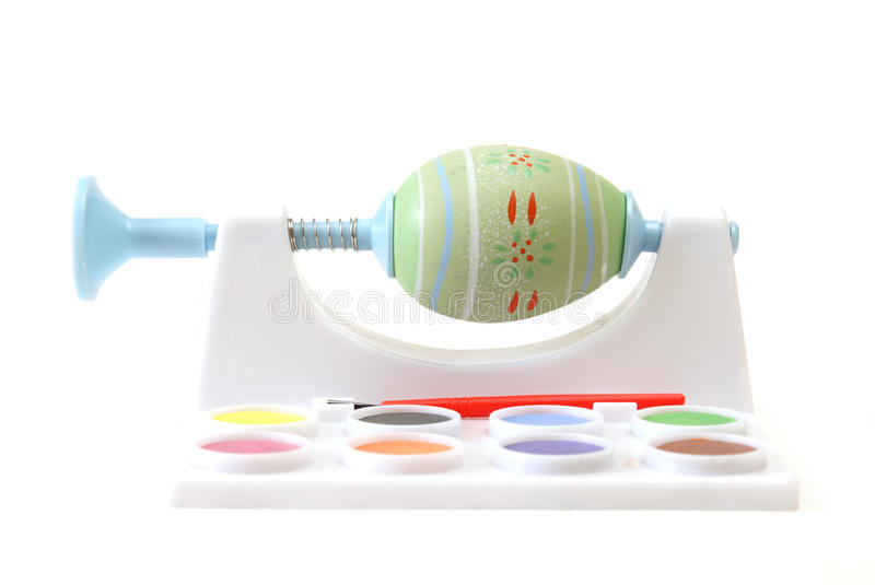 Egg Painting royalty free stock photography