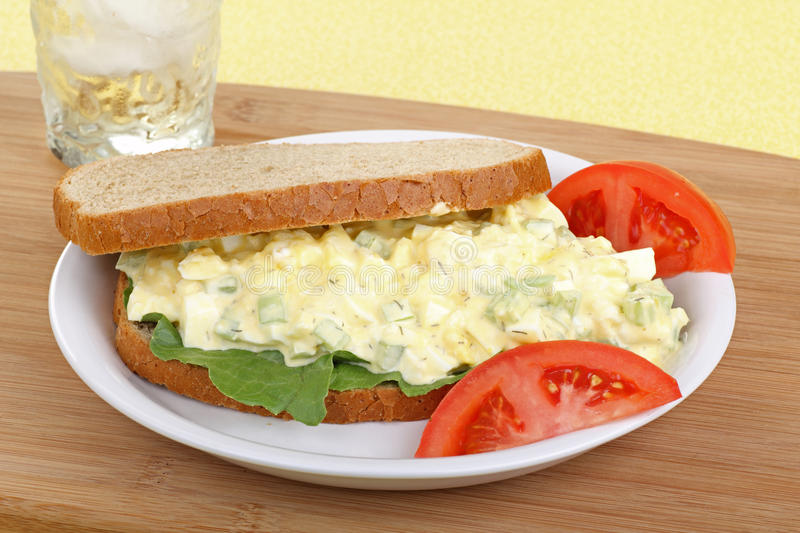 Download Egg Salad Sandwich Royalty Free Stock Photos - Image: 19426218