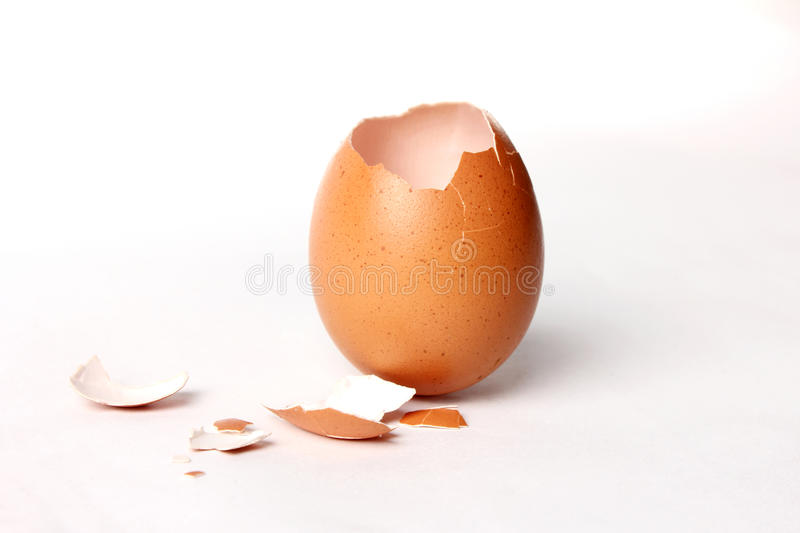 Download Egg Shell Opening. Stock Photos - Image: 34764233