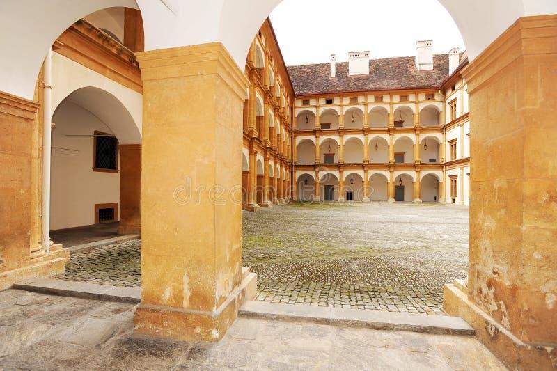 Eggenberg Schloss in Graz stockfotos