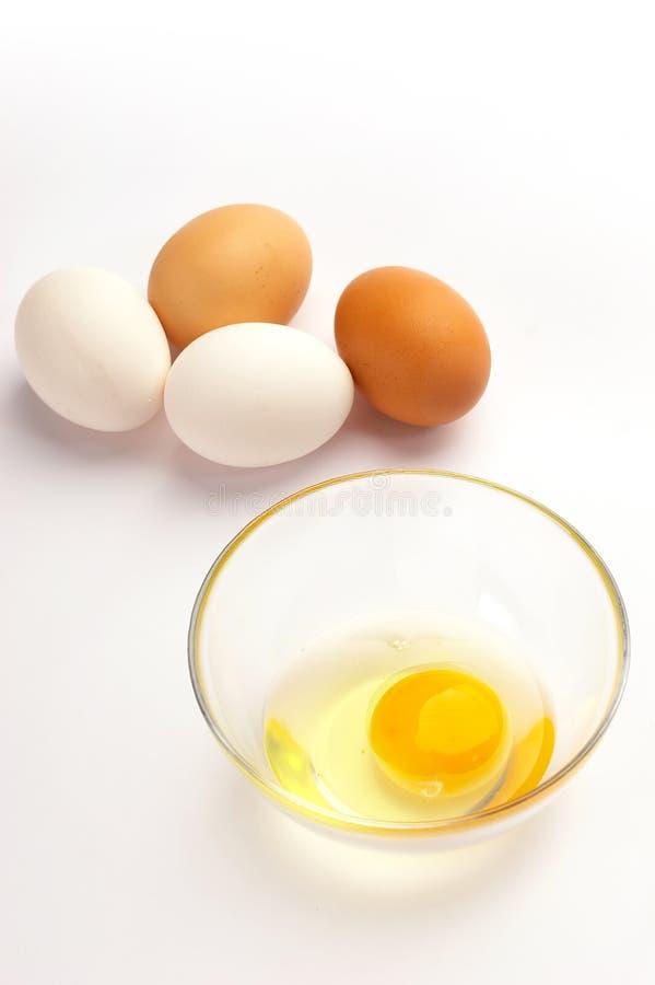 Egges imagens de stock royalty free