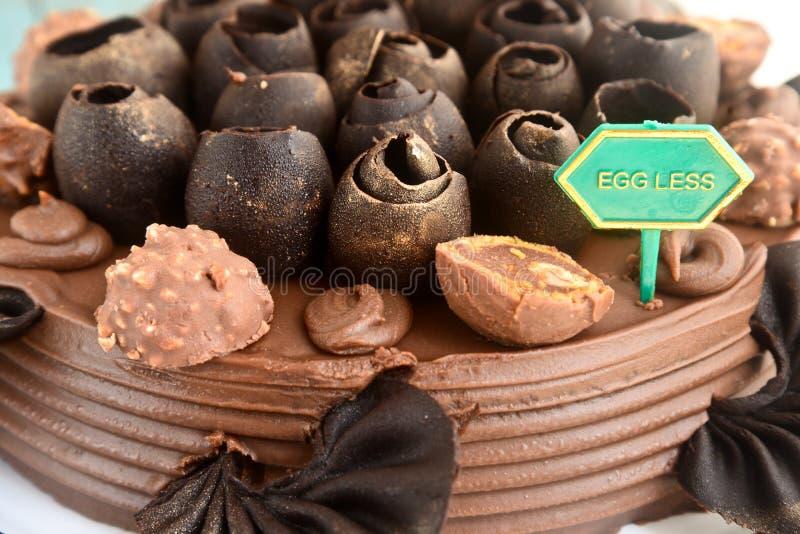 Eggless торт стоковое изображение