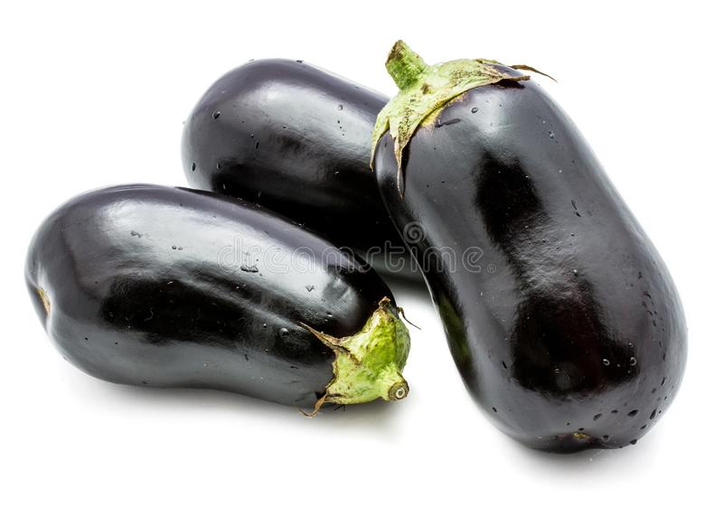 eggplant imagens de stock
