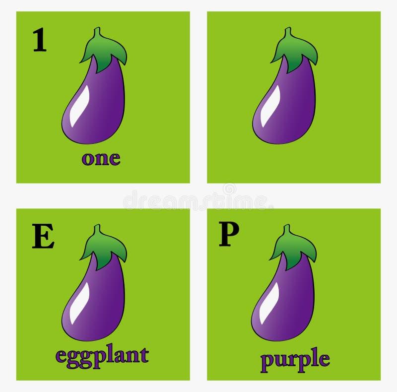 Download Eggplant Illustrations Royalty Free Stock Image - Image: 23513556
