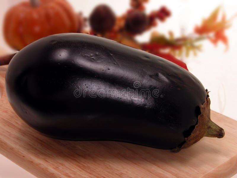 Eggplant Still Life stock images