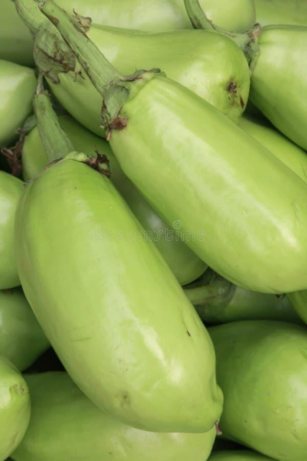Eggplants Stock Photos