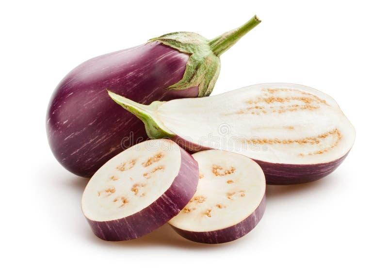 eggplants fotos de stock royalty free
