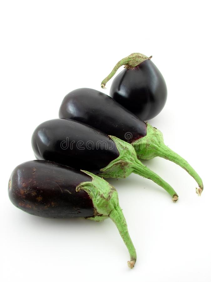 Download Eggplants stock photo. Image of food, vitamin, diet, homegrown - 5717446