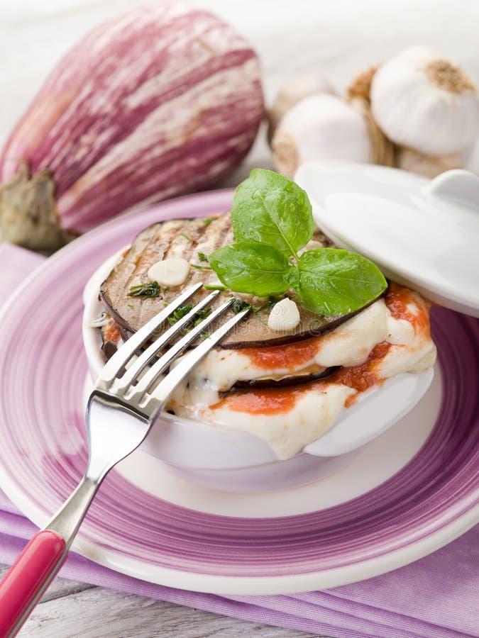 Download Eggplants parmigiana stock photo. Image of parmigiana - 21408318