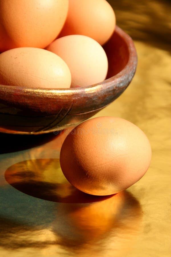 Download Eggs stock image. Image of golden, easter, chicken, still - 1045897