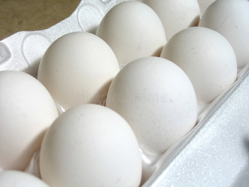 Download Eggs stock image. Image of brunch, eggs, yolk, carton, shell - 85827